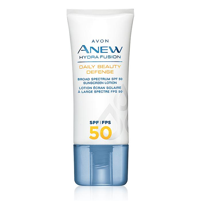 Anew Hydra Fusion Daily Beauty Defense SPF 50